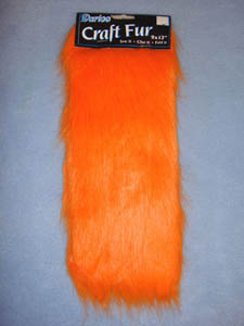 Synthetic Craft Fur