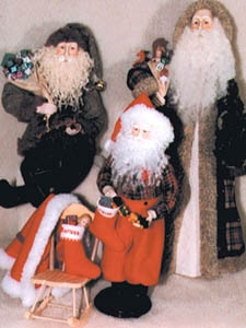 Santa Patterns