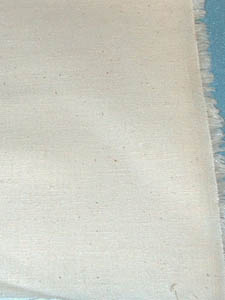 Muslin and Weaver's Cloth