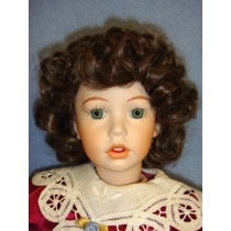 """10""""-11"""" Brown Brittany Wig"""