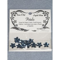 10mm Petals - Light Blue