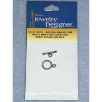 10mm Silver Rope Toggle - Pkg_1