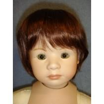 """11-12"""" Chestnut Brown Cassie Wig"""