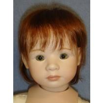 """11-12"""" Golden Auburn Cassie Wig"""