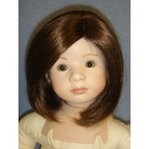 "11-12"" Light Brown Lenny Wig"