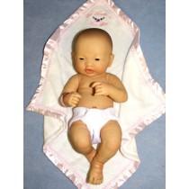 "14"" La Newborn - First Day - Asian Girl"