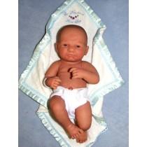 "14"" La Newborn - First Day - Boy"