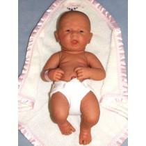 "14"" La Newborn - First Yawn - Girl"