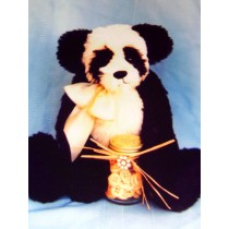 "|14"" Pandymore Panda Bear Pattern"