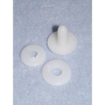 20mm Doll and Bear Joints - Pkg of 12