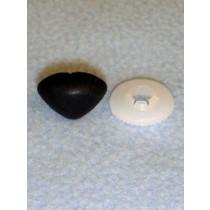 21mm Black Soft Triangle Noses Pkg_50