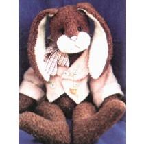 "|28"" Brenda Bunny Pattern"