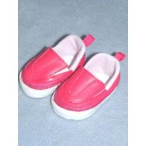 "2 3_4"" Dk Pink Sporty Clogs"