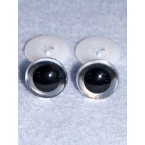30mm  Clear Animal Eyes - Pkg_2