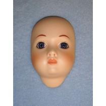 """3 3_4"""" Porcelain Face"""