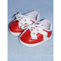 "3 3_8"" Red Sporty Shoe"