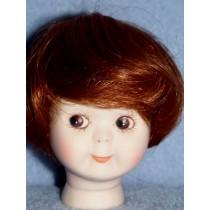 "4""-5"" Auburn Bebe_Baby Boy Wig"