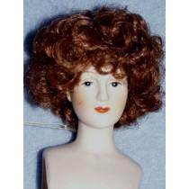 """4""""-5"""" Auburn Brittany Wig"""