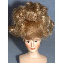 "4"" Blond Mini Jamie Wig"