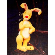 "|4"" Fritz Rabbit Pattern"