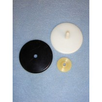 65mm Doll and Bear Joints - Pkg of 12