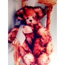 "|7"" Timothy Bear Pattern"