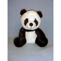 """8"""" Plush Sitting Panda"""
