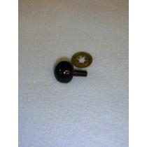 9mm Black Ball Noses - Pkg_50
