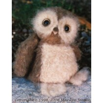 "Albert 6"" Owl Pattern"