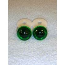 Animal Eye - 12mm New Green Pkg_100