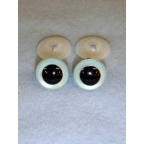 Animal Eye - 15mm Pearl Blue Pkg_50