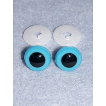 Animal Eye - 24mm Blue Pkg_50