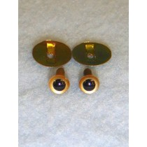 Animal Eye - 4.5mm Gold Pkg_100
