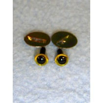 Animal Eye - 4.5mm New Yellow Pkg_100