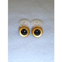 Animal Eye - 6mm Gold Pkg_100