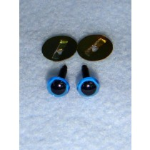 Animal Eye - 6mm New Blue Pkg_100