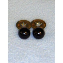 Animal Eye - 7.5mm Black Pkg_100