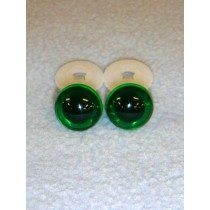 Animal Eye - 8mm New Green Pkg_100
