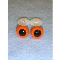 Animal Eye - 8mm Orange Pkg_100