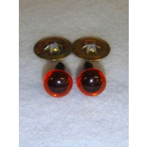 Animal Eye - 9mm Amber Pkg_100
