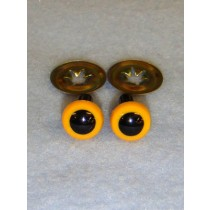 Animal Eye - 9mm Yellow Pkg_100