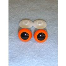 Animal Eyes - 10mm Orange Pkg_6
