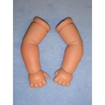 "Arm Set - 20-22"" Doll - Baby"