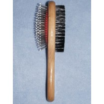 Brush - Teddy Double Sided