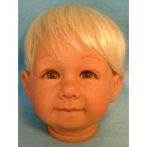 Bubba Head w_Freckles - Hazel Eyes