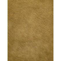 Camel Beaver Fur Fabric - 1 Yd