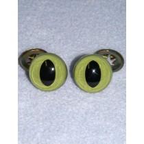 Cat Eye - 9mm Green Pkg_100