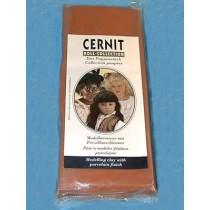 Cernit Clay-Doll Label-Caramel 500g