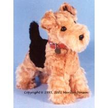Charlie Welsh Terrier Pattern
