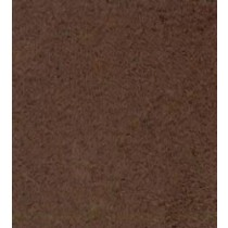 Chocolate Heavy Woven Suede - 1 Yd